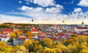 Highlights of The Baltics Main Image - Vilnius Old Town - Eastern Europe Tours