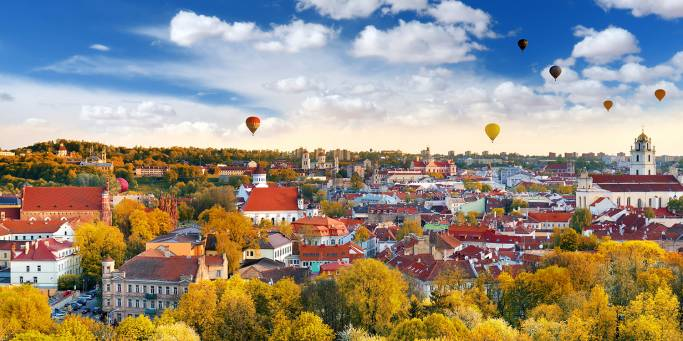 Vilnius Old Town | Vilnius | Lithuania