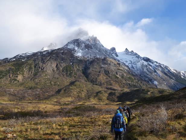 Tores del Paine Highlight