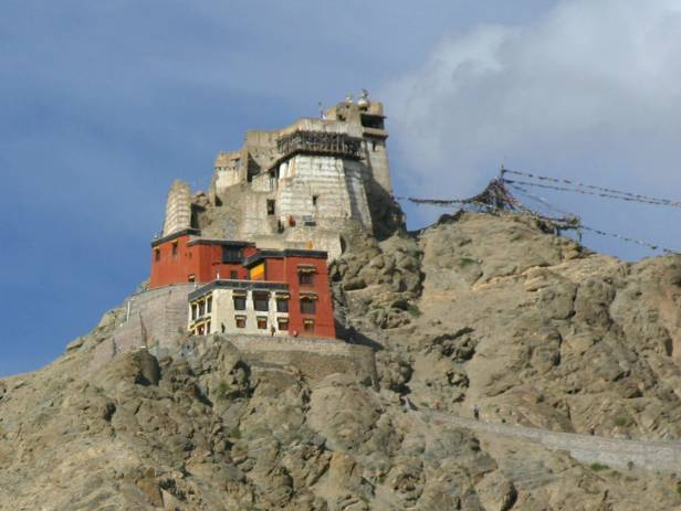 Alchi Gompa in the Ladakh town of Alchi. Photo credit stevehicks.