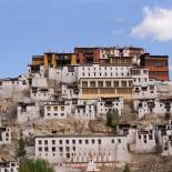 Buddhist Monastery of Tikse | Leh and Ladakh | India
