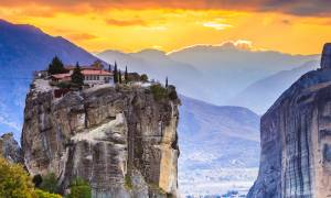 Historical Highlights of Greece main image - Meteora - Greece