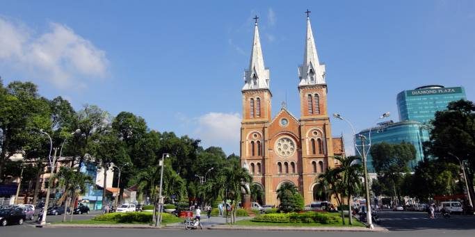 Notre Dame Cathedral | Saigon | Vietnam