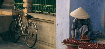 Hoi An Street Scene - Vietnam Tours - Southeast Asia Tours - On The Go Tours