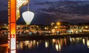 Hoi An lantern by night - Vietnam Tours - Southeast Asia Tours - On The Go Tours