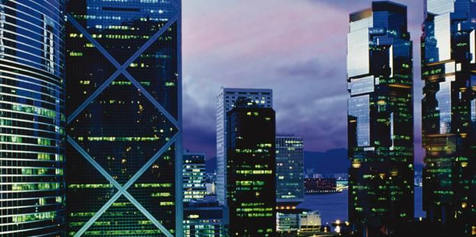 View of the city | Hong Kong | China
