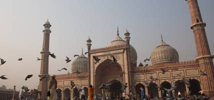 Humayun's tomb in Delhi - India Tours - On The Go Tours