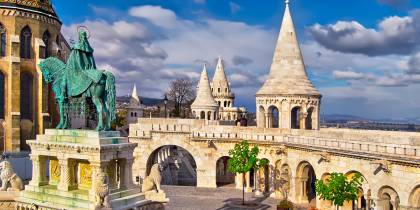 Hungary - Budapest Statue - Eastern Europe - On The Go Tours