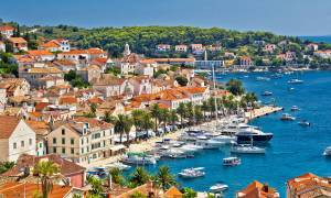 Hvar Waterfront - Croatia Tours - On The Go Tours