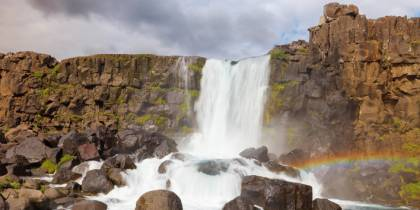 Iceland's Golden Circle tab image - On The Go Tours