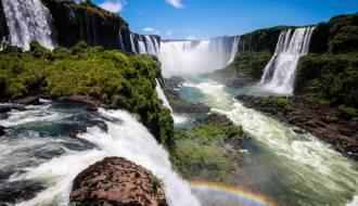 Iguazu Falls | Argentina & Brazil | South America