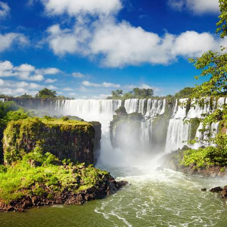 Iguazu Falls in Brazil - South America Tours - On The Go Tours