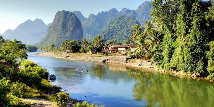 Indochina Discovery main image - Vang Vieng - Southeast Asia tours