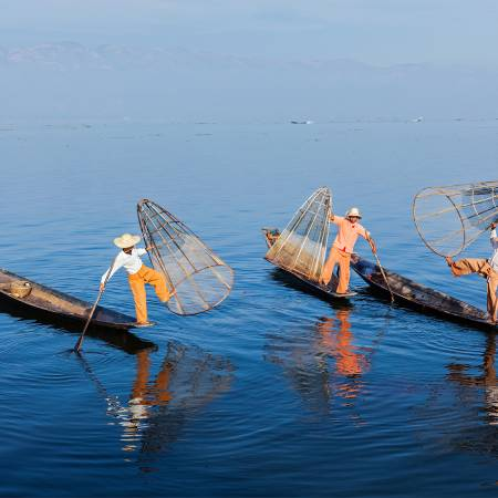 Inle Lake - Burma Tours - On The Go Tours