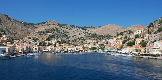 Island of Symi | Greece