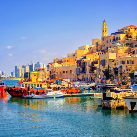 Israel Explorer- main image- Jaffa - Israel