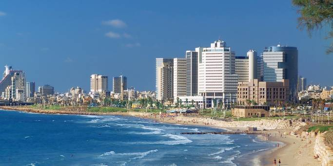 Tel Aviv Coastline | Israel