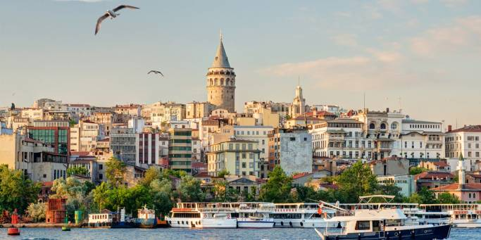 The Bosphorus | Istanbul | Turkey