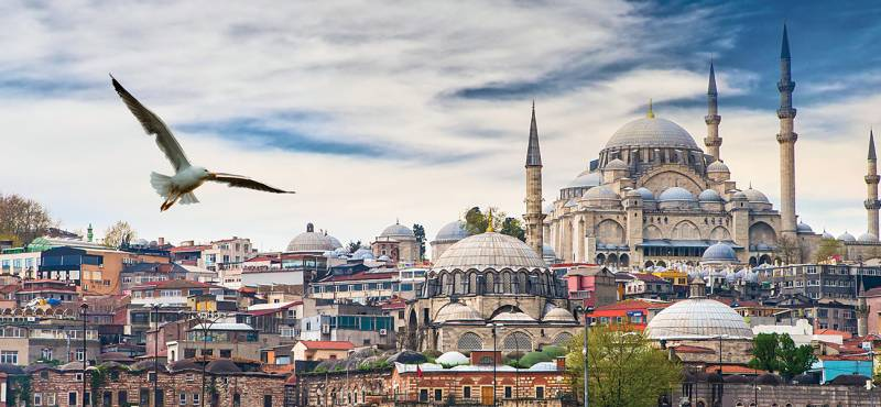 Explore Istanbul on our range of day tours and activities