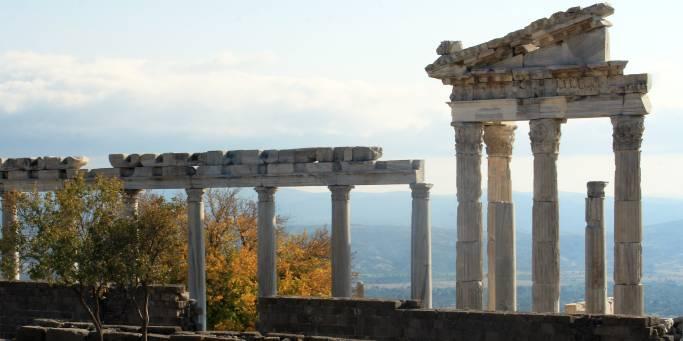 Pergamum | Turkey | Photo courtesy: Alaskan Dude