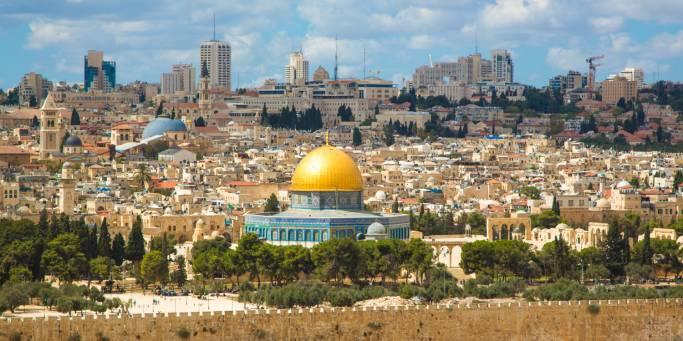 Old City in Jerusalem | Israel