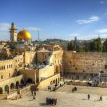Wailing Wall in Jerusalem's Old City | Israel