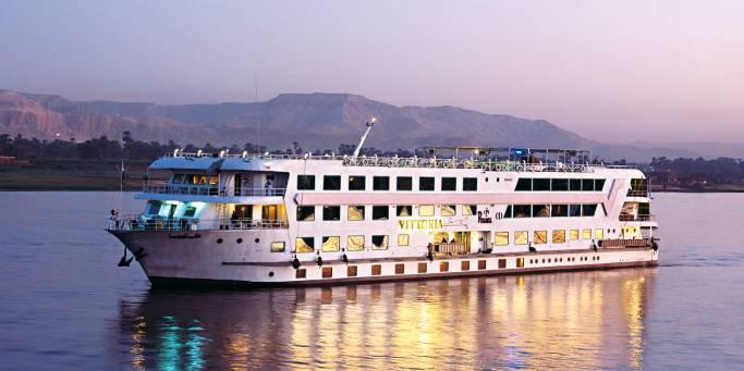 5-star Nile Cruise Boat | Egypt