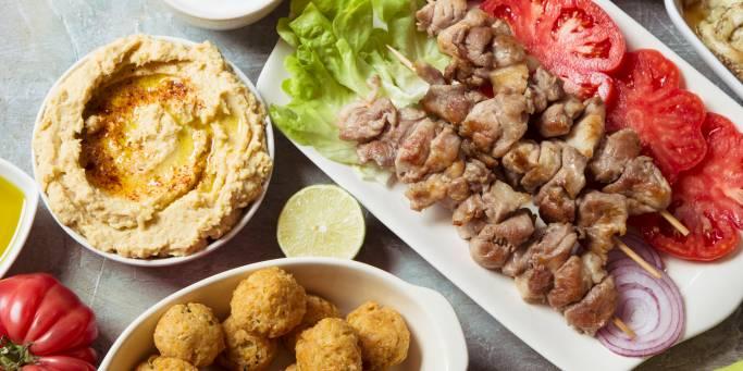 Jordanian food | Jordan