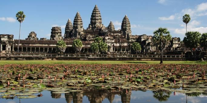 Angkor Wat | Siem Reap | Cambodia