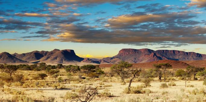 The Kalahari in Namibia | Africa