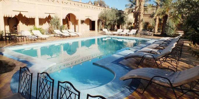 Kasbah Le Toureg   Sahara   Morocco