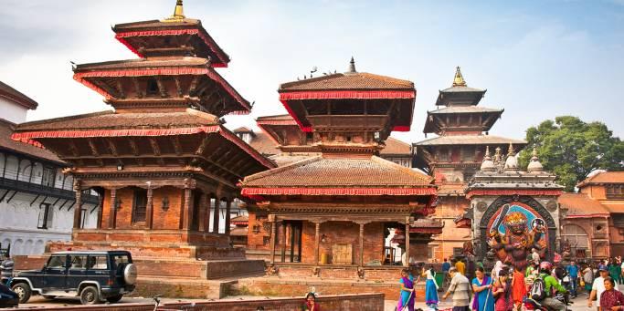 Kathmandu Durbar Square | Nepal