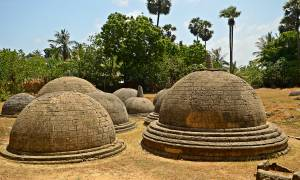 Katurogoda Ancient Vihara in Jaffna - Sri Lanka Tours - On The Go Tours