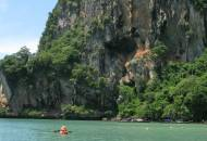 Kayaking in Ao Nang | Thailand | Southeast Asia