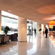 Hotel Kempinski lobby