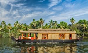 Kerala Rice Boat - India Tours - On The Go Tours