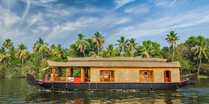 Kerala Rice Boat - India Tours - On The Go Tours