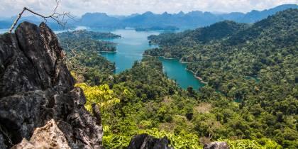 Khao Sok NP- Thailand Tours - On The Go Tours