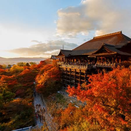 Kiyomizu Dera Temple Kyoto - Japan Tours