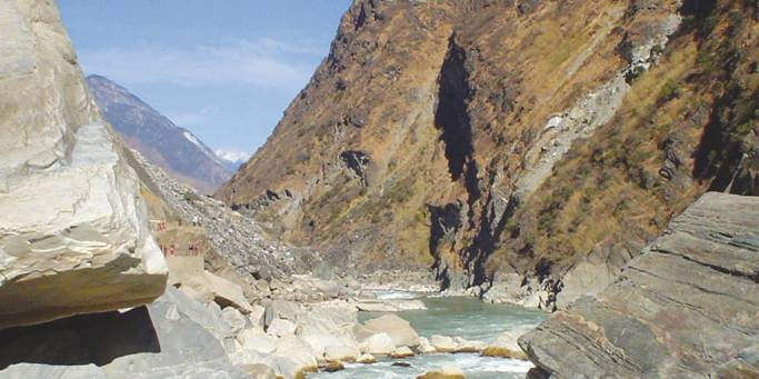Tiger Leaping Gorge | Yangtze River | China