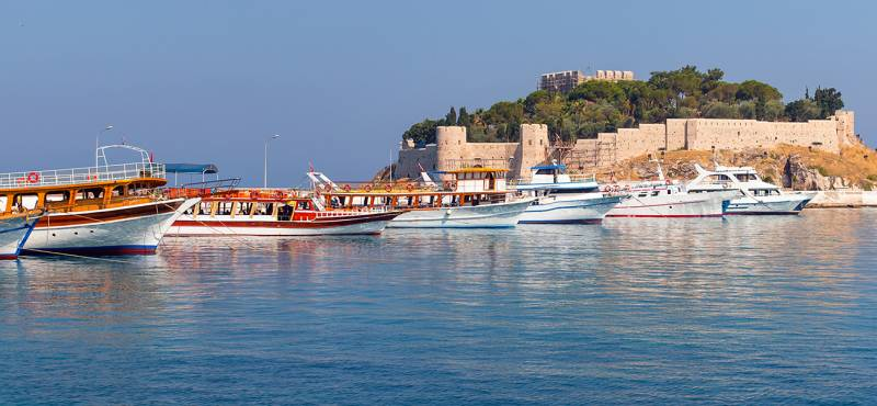 Explore Kusadasi on our range of day tours and activities