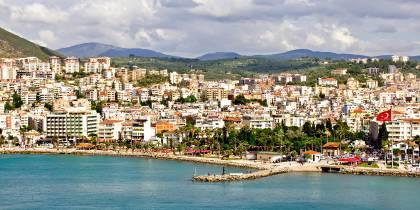 Kusadasi-coastline-Turkey