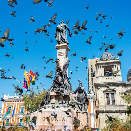 La Paz - Bolivia Tours - South America Tours - On The Go Tours
