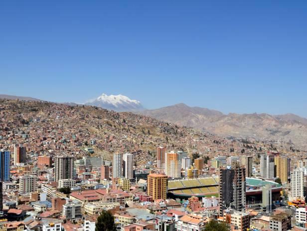 La Paz High 1