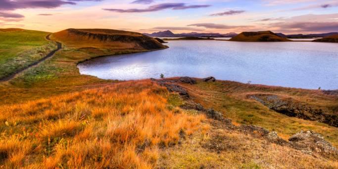 Lake Myvatn | Iceland