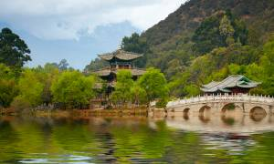 Lake Temple in Lijiang - China - On The Go Tours