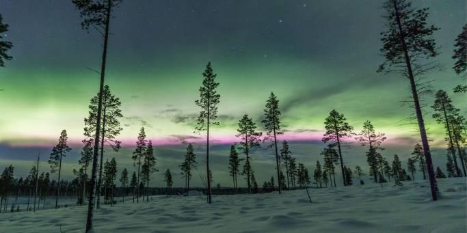Northern Lights | Lapland | Finland