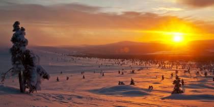 Lapland Landscape - Finland - On The Go Tours