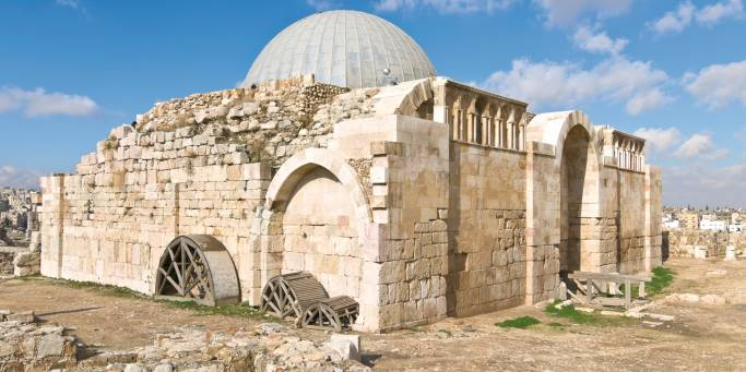A Byzantine basilica | Amman | Jordan