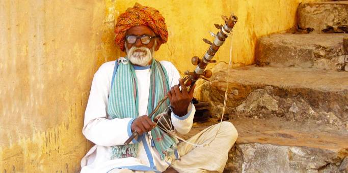Local musician | India